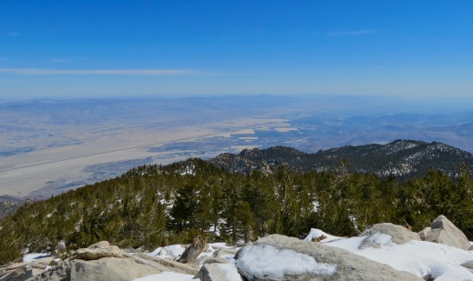 san jacinto, deer springs, hiking, snow, winter, spring, san jacinto peak, strawberry junction, microspikes,