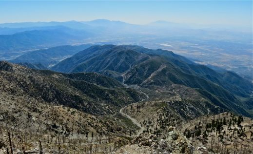 Etiwanda, Cucamonga, Bighorn, Ontario, Sugarloaf, Falling Rock Canyon, Icehouse Canyon, Mt. Baldy, 5 peaks, perfect weather, sunny, Icehouse Canyon Trailhead, snow plant, Sarcodes, pinecones, rocks, falling rocks, Baldy Hut, San Gorgonio, San Jacinto, Santiago,