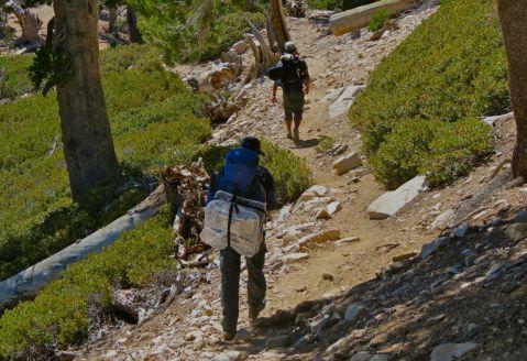 San Gorgonio HIke via Vivian Creek 2015-09-27 036